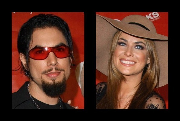 Dave Navarro was married to Carmen Electra