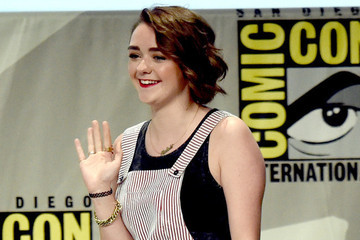 Here's How Arya Stark Fooled Everyone at Comic-Con