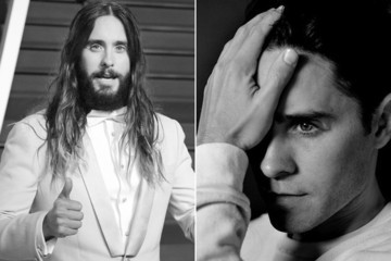 And Now We Say Goodbye to Jared Leto's Hair