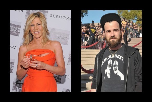 Jennifer Aniston is engaged to Justin Theroux