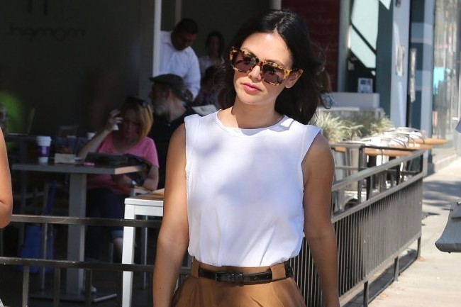 See Why We're Seriously Crushing on Rachel Bilson's Latest Outfit