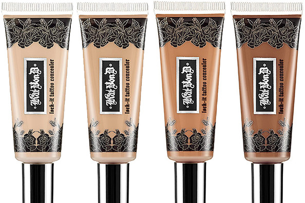 Suffer From Tattoo Regret? Have it Removed (Like Hayden Panettiere) Or Invest in This Body Concealer