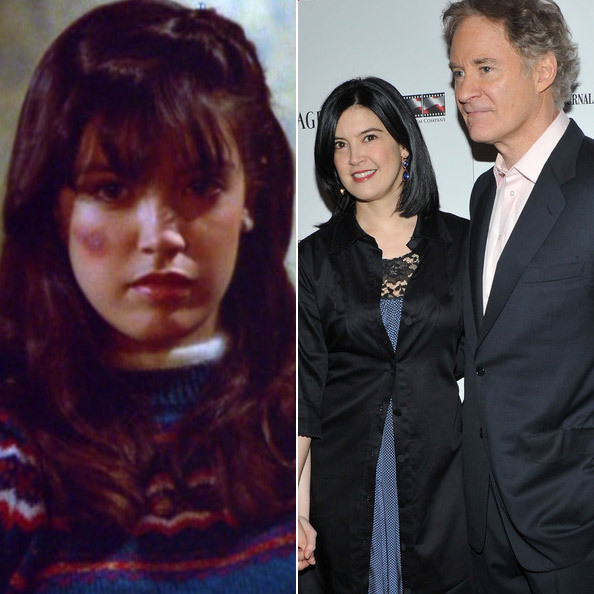 Phoebe Cates In 39 Gremlins 39 Then Now The Stars Of 1984
