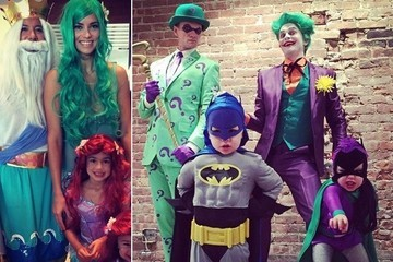 Celebrity Kids Dressed Up for Halloween