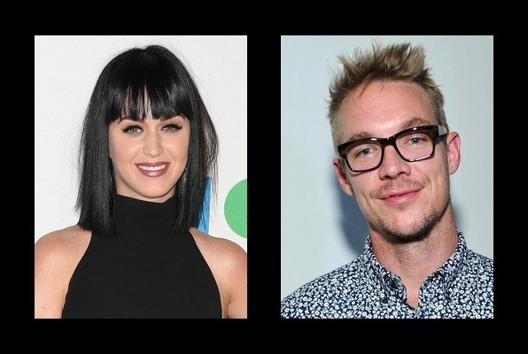 Katy Perry is rumored to be with Diplo