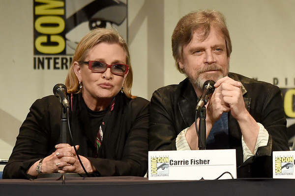 Carrie Fisher Remembered By Her Family on Her Birthday