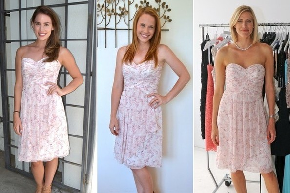 Who Wore It Better? Kristen Taekman, Katie Leclerc, or Christa B. Allen?