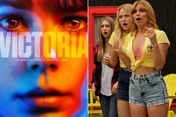 Movie Reviews: Tough Girls Lead 'The Final Girls', 'Victoria'