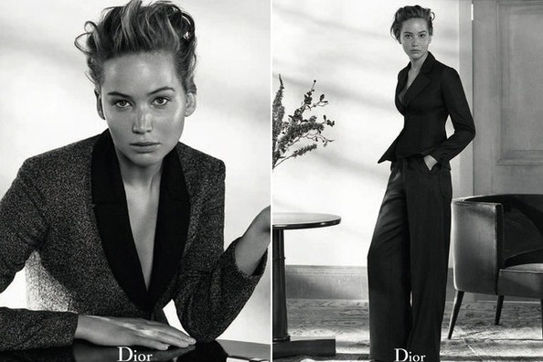 Jennifer Lawrence Gets Moody for Dior, Urban Outfitters is Getting a College, and More