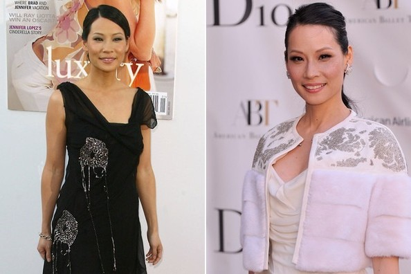 Celebrities Who Seem to Be Aging In Reverse · Lucy Liu
