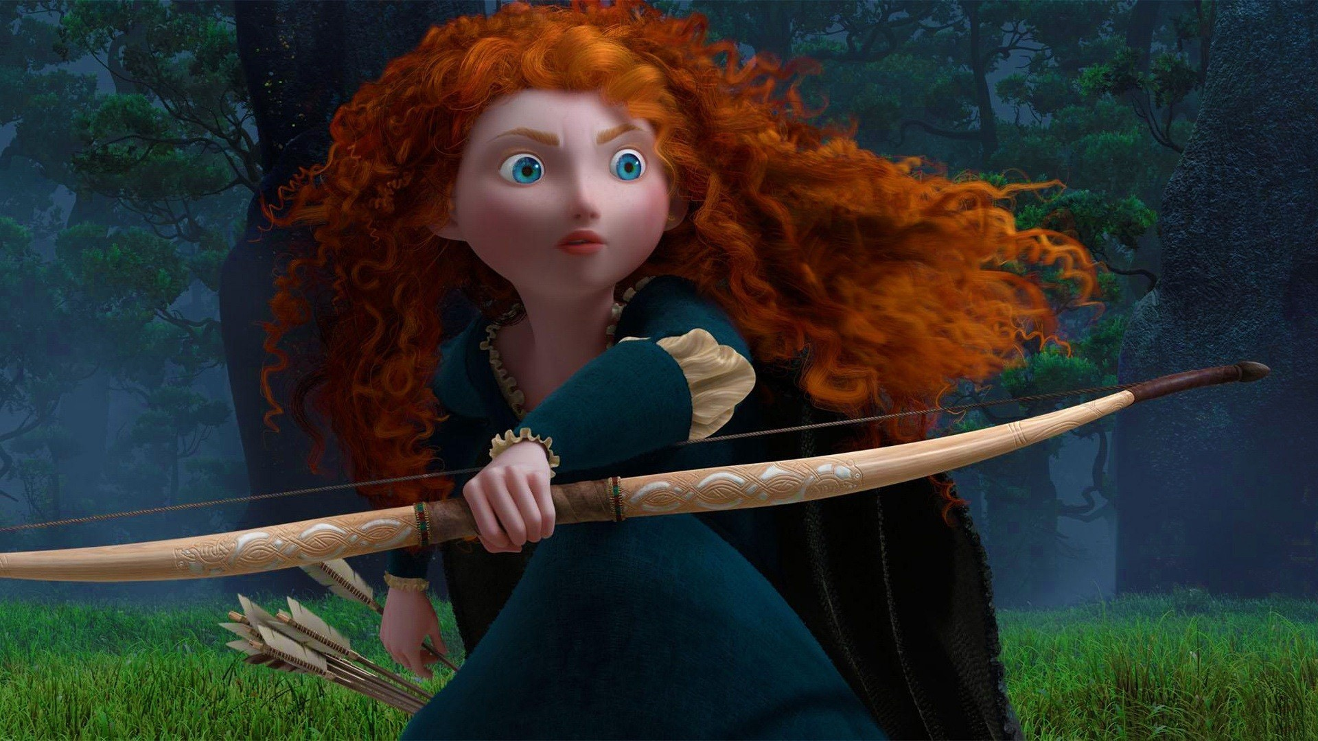 Merida from 'Brave' Will Join the Cast of 'Once Upon a Time' Next Season