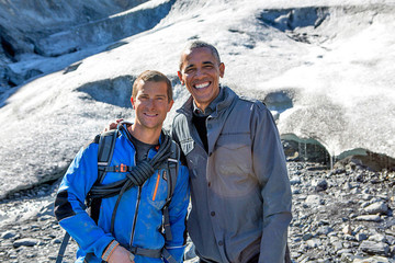 Obama's 'Running Wild with Bear Grylls' Episode Gets an Airdate
