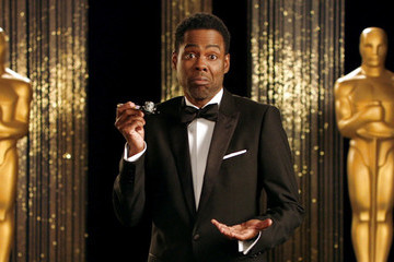 Oscars Host Chris Rock Diffuses Tension: 'Welcome to the White People's Choice Awards'