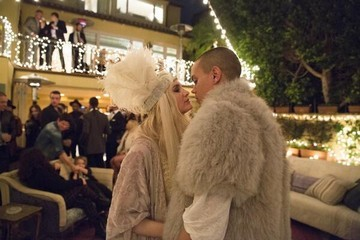 Check Out Pictures From Ashlee Simpson's Totally Over-the-Top Engagement Party