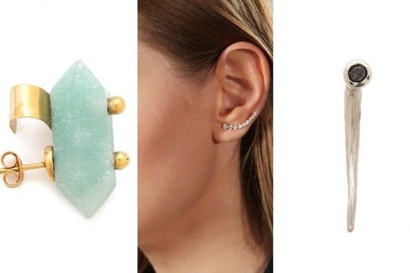 Fashion Dare: Wear Your Earrings One (Yes, One!) At a Time