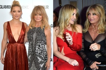 Kate Hudson Posts Sweet Tribute for Mom Goldie Hawn's 70th Birthday