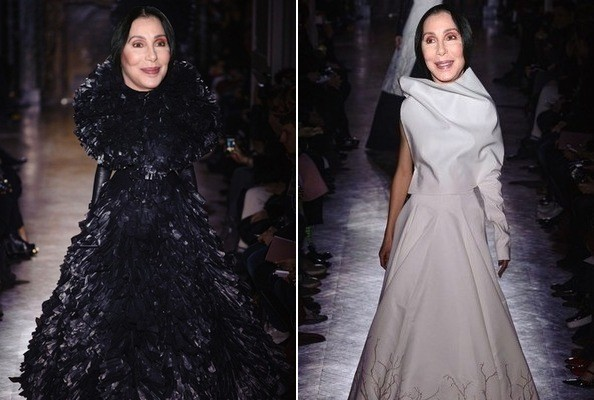 Cher Spotted at Gareth Pugh - What Do You Think She'll Buy?