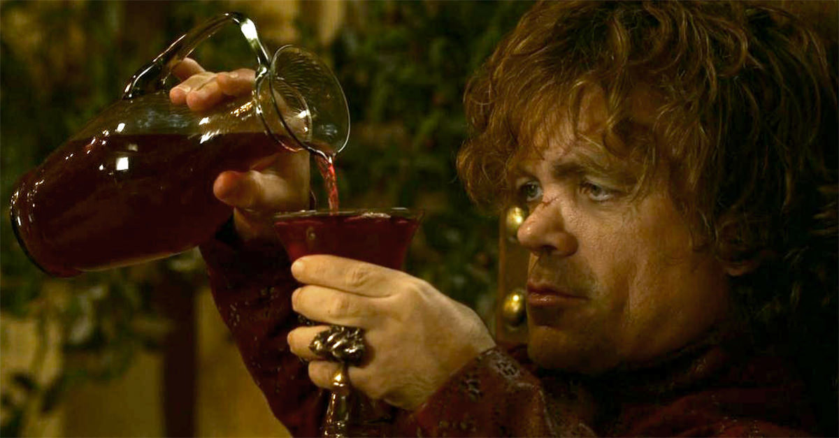 'Game of Thrones' Is Releasing an Official Line of Wines So You Can Drink Along With Tyrion