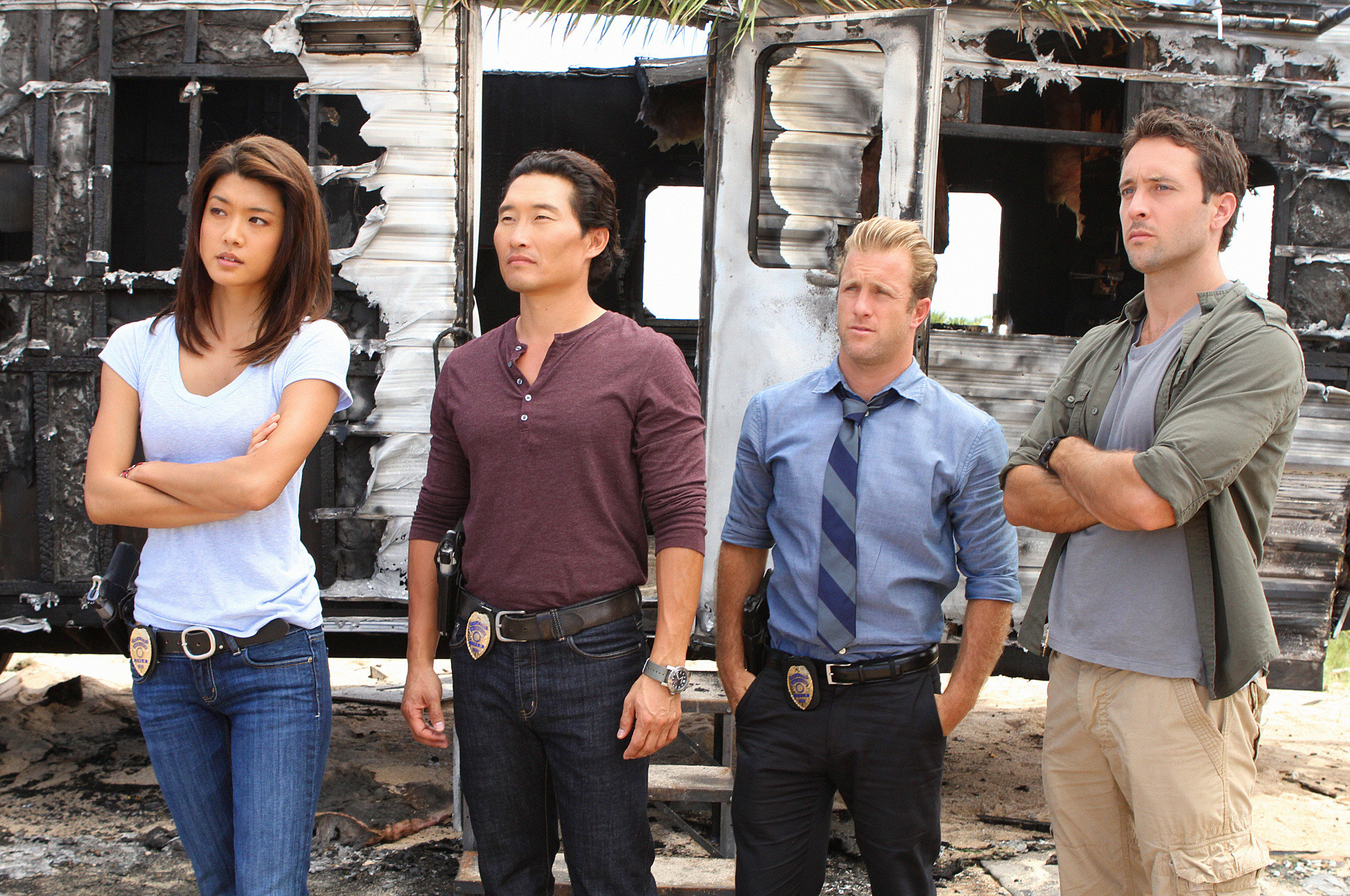 Grace Park Reveals She Left 'Hawaii Five-0' Because It Was Best For Her Integrity