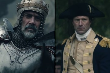Don't Miss Jeffrey Dean Morgan and Aaron Eckhart in 'The Battle of Evony' Super Bowl Commercial