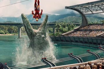 Marvel Amusingly Bows Down to Their New Dinosaur Overlords
