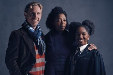 Here's Your First Look at Ron, Hermione, and Rose in 'Harry Potter and the Cursed Child'