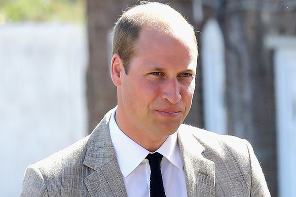 Prince William Consoles Young Boy Who Lost His Mother to Cancer: 'I Still Miss My Mother Every Day'