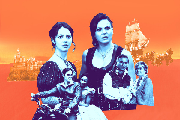 13 Stories That Wrapped Up On 'Once Upon A Time' This Year