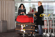 Celebrity Luggage Overload