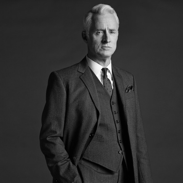 'Mad Men' Season 6 - Roger Sterling (John Slattery) [PHOTOS]