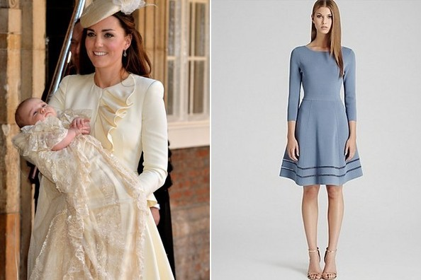 What to Wear: Baby Ceremonies (Royal and Otherwise)