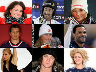 Hottest Winter Athletes