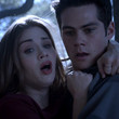 Stiles and Lydia ('Teen Wolf')