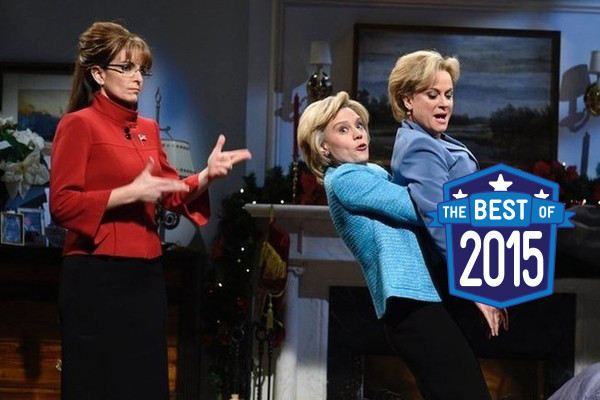 The Funniest Moments of 2015