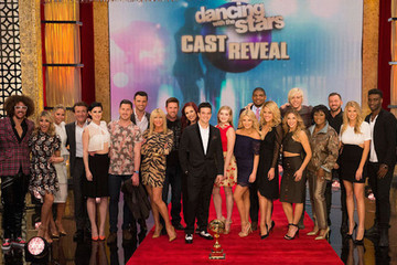 'Dancing with the Stars' Reveals Its 20th Season Cast