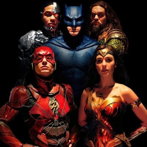 'Justice League' Easter Eggs and References