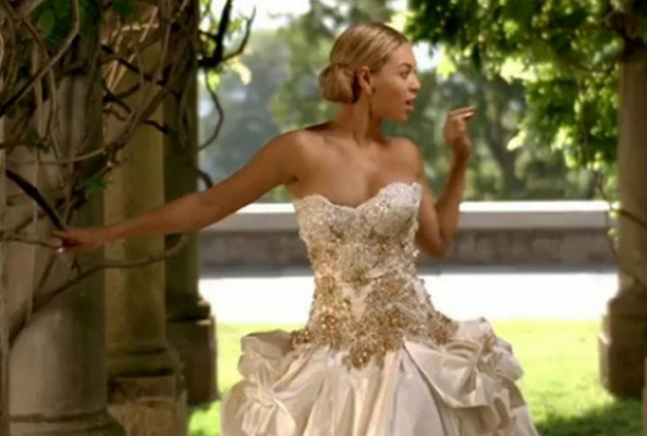 Where to Buy the Wedding Gown from Beyonce\'s \'Best Thing I Never Had ...
