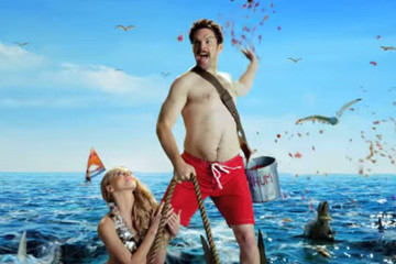 The Guy in This Amazing Shark Week Ad Just Won Summer
