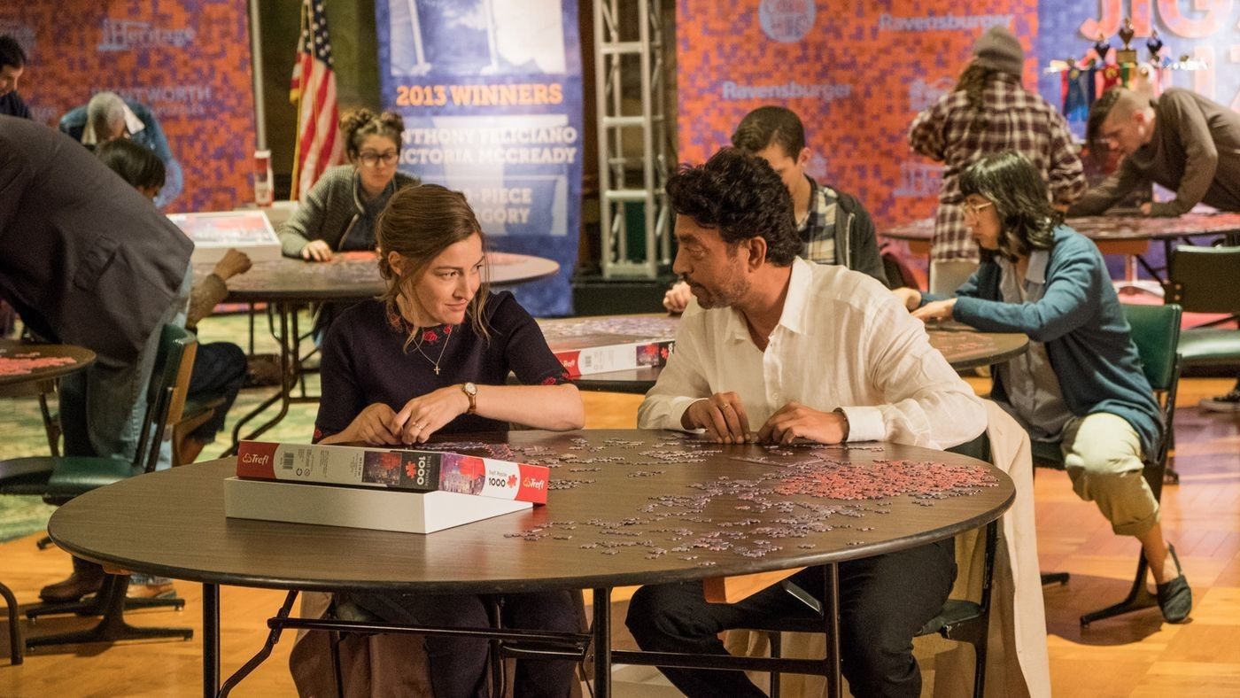 Kelly Macdonald Talks 'Puzzle,' The Weirdest, Perhaps, Best Romance Of The Year