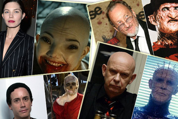 The Faces Behind Famous Movie Monsters
