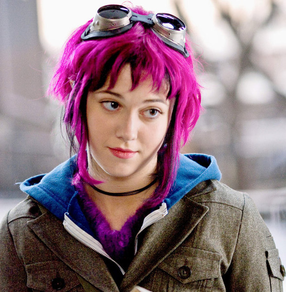 Ramona Flowers In Scott Pilgrim Vs The World The Most