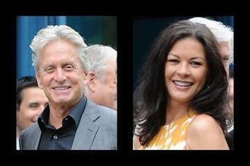 Michael Douglas Dating History