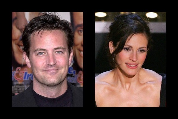 Julia Roberts And Matthew Perry