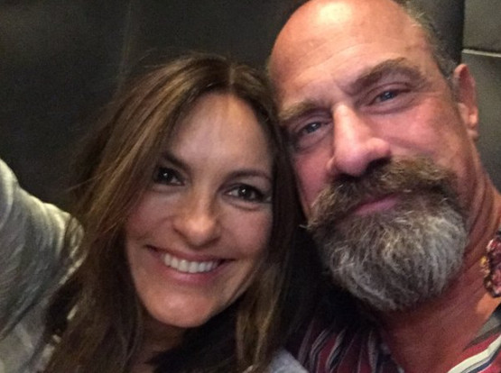 Mariska Hargitay and Christopher Meloni Had a Full-fledged 'Law & Order: SVU' Reunion