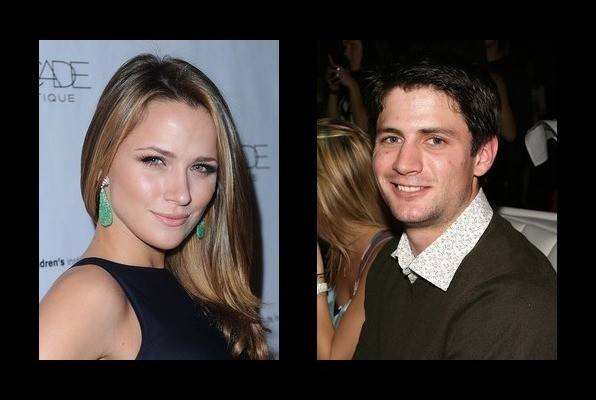 Shantel VanSanten and James Lafferty?