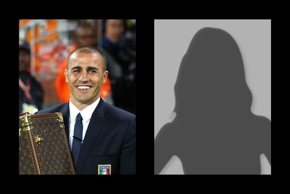 Fabio Cannavaro Dating History