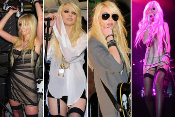 The Best Taylor Momsen Concert Photos
