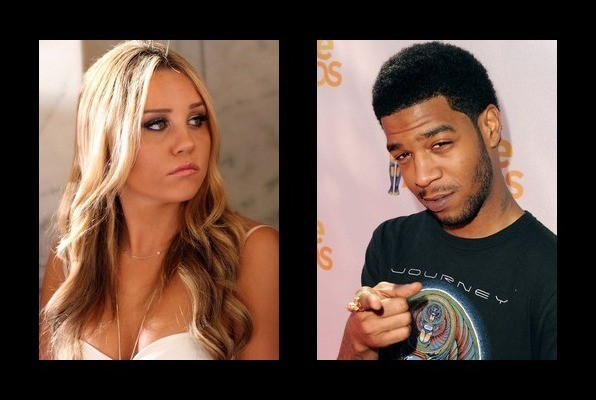 Amanda Bynes was rumored to be with Kid Cudi