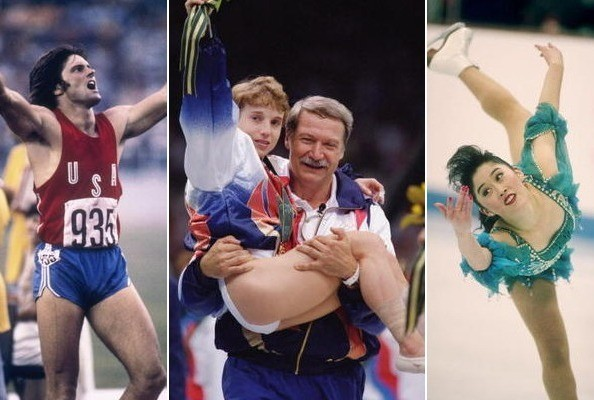 Where Are They Now - Famous Olympians