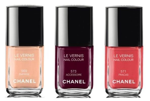 The EXACT Nail Polish From Chanel's Couture Show Is Available Now!